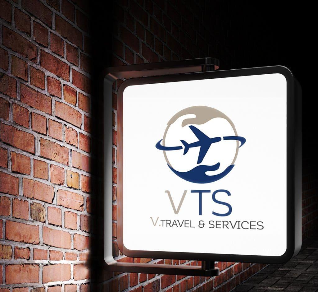 עיצוב לוגו לתחום התיירות